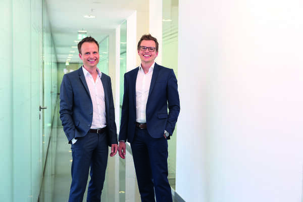 AllDent_Geschäftsführung Ruben und Matthias Stelzner