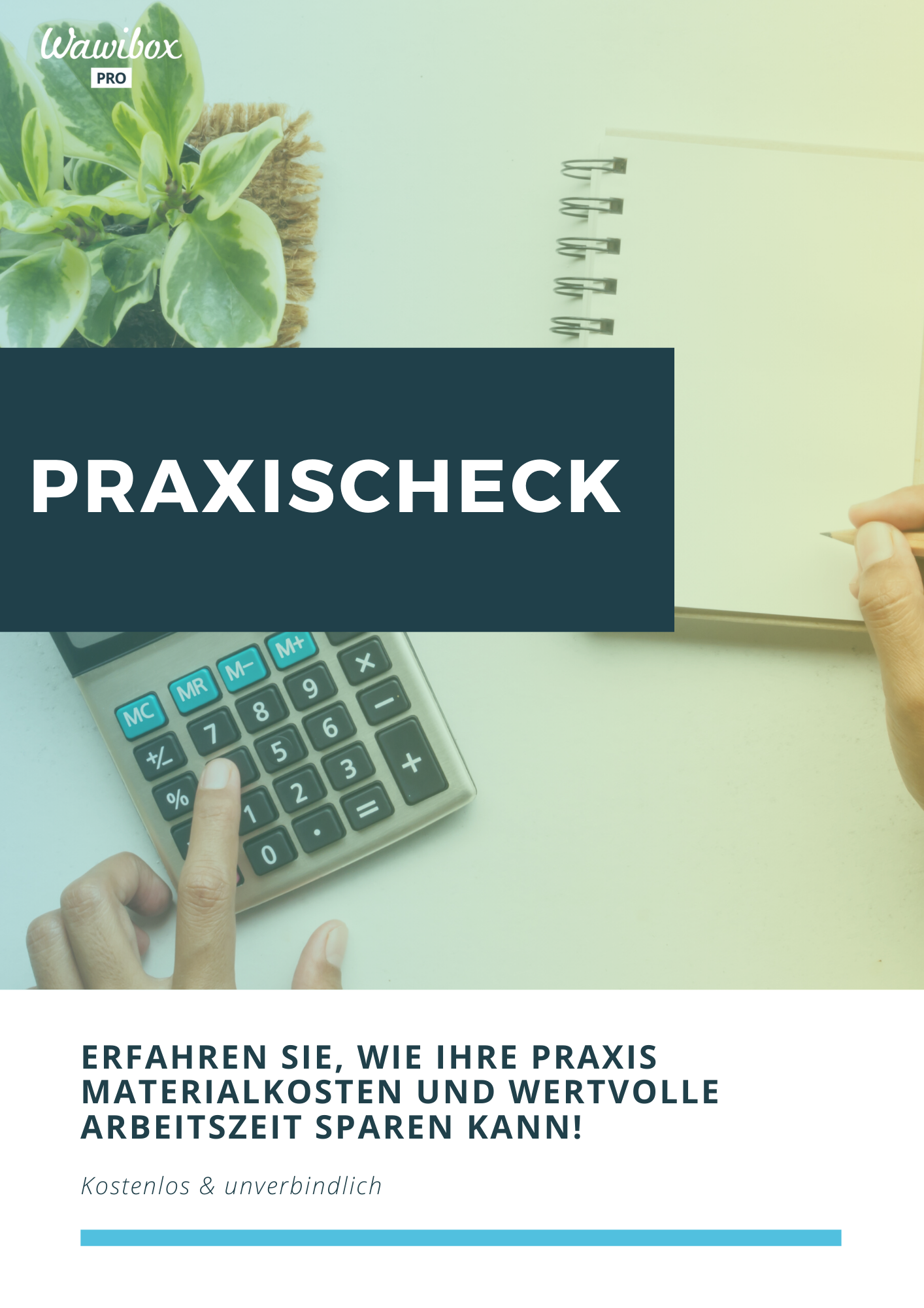 Wawibox Pro_Musterdokument_Praxischeck